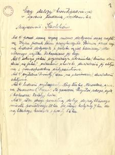 Archiwum miasteczek i wsi pow. sanockiego, leskiego, ustrzyckiego. Kwestionariusze z badania środowiska : Karlików