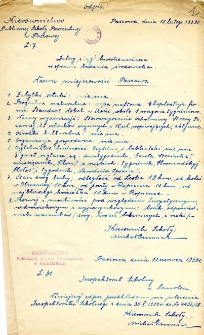 Archiwum miasteczek i wsi pow. sanockiego, leskiego, ustrzyckiego. Kwestionariusze z badania środowiska : Paszowa