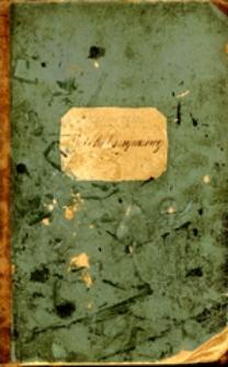 Księga osób miasta Sanoka podlegających szupasowaniu 1890-1912 : Protokół szupasowy