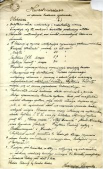 Archiwum miasteczek i wsi pow. sanockiego, leskiego, ustrzyckiego. Kwestionariusze z badania środowiska : Olchowa