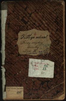Księga uchwał Rady miejskiej Sanockiej 14.11.1870-17.09.1872. T. III