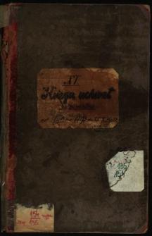 Księga uchwał Rady miejskiej od 1893 do 25 X 1900. T. XI