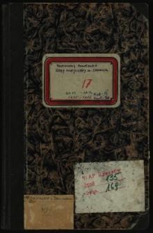 Protokoły posiedzeń Rady Miejskiej m. Sanoka 23.11.1915-28.12.1916