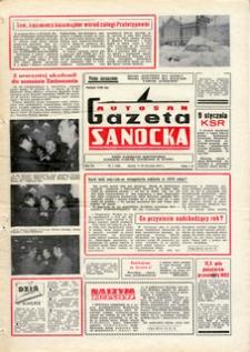 "Gazeta Sanocka ""Autosan"", 1979, nr 1-3"