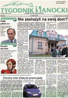 Tygodnik Sanocki, 2008, nr 7