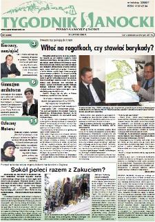 Tygodnik Sanocki, 2008, nr 8