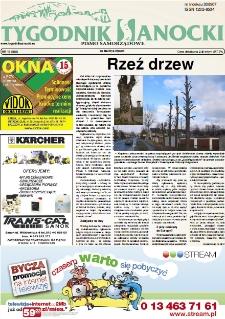 Tygodnik Sanocki, 2008, nr 13