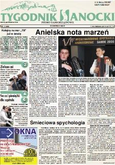 Tygodnik Sanocki, 2008, nr 17