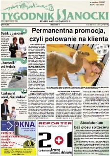 Tygodnik Sanocki, 2008, nr 19