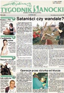 Tygodnik Sanocki, 2008, nr 33