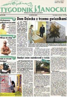 Tygodnik Sanocki, 2008, nr 34