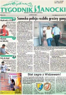 Tygodnik Sanocki, 2008, nr 36