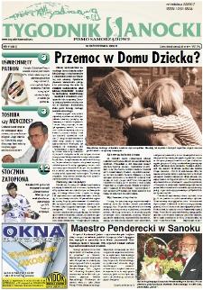 Tygodnik Sanocki, 2008, nr 41