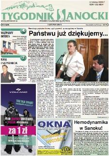 Tygodnik Sanocki, 2008, nr 45
