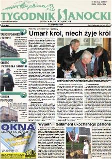 Tygodnik Sanocki, 2008, nr 46