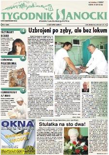 Tygodnik Sanocki, 2008, nr 47