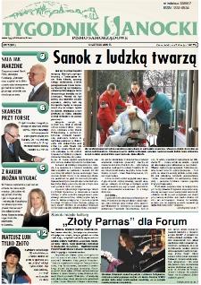 Tygodnik Sanocki, 2009, nr 7