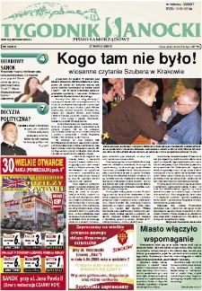 Tygodnik Sanocki, 2009, nr 13
