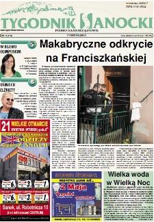 Tygodnik Sanocki, 2009, nr 16