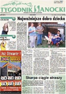 Tygodnik Sanocki, 2009, nr 19