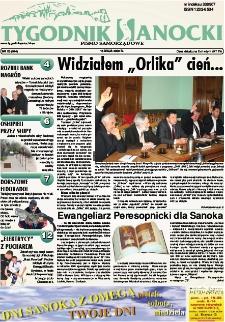 Tygodnik Sanocki, 2009, nr 20