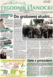 Tygodnik Sanocki, 2009, nr 21