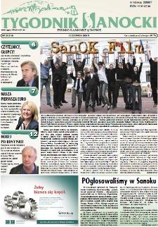 Tygodnik Sanocki, 2009, nr 24
