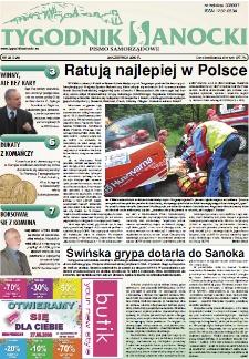 Tygodnik Sanocki, 2009, nr 26