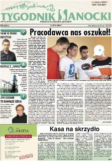 Tygodnik Sanocki, 2009, nr 28