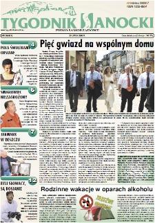 Tygodnik Sanocki, 2009, nr 30