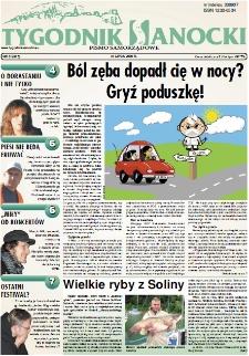 Tygodnik Sanocki, 2009, nr 31