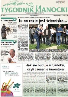 Tygodnik Sanocki, 2009, nr 33
