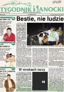 Tygodnik Sanocki, 2009, nr 34