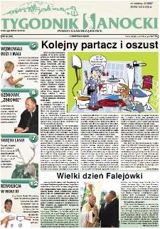 Tygodnik Sanocki, 2009, nr 36