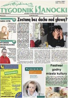 Tygodnik Sanocki, 2009, nr 38