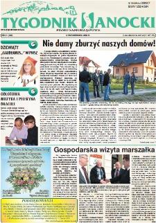 Tygodnik Sanocki, 2009, nr 41