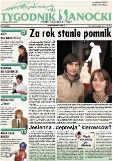 Tygodnik Sanocki, 2009, nr 42