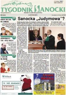 Tygodnik Sanocki, 2009, nr 48