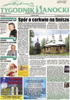 Tygodnik Sanocki, 2009, nr 49