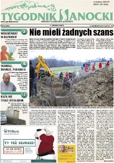 Tygodnik Sanocki, 2009, nr 50