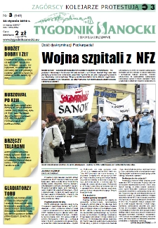 Tygodnik Sanocki, 2010, nr 3