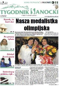 Tygodnik Sanocki, 2010, nr 9