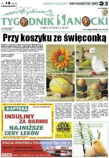 Tygodnik Sanocki, 2010, nr 13