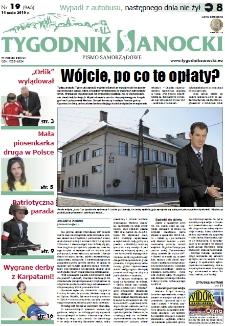 Tygodnik Sanocki, 2010, nr 19