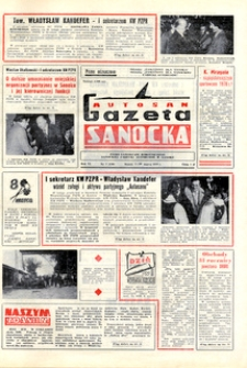 "Gazeta Sanocka ""Autosan"", 1979, nr 7-9"