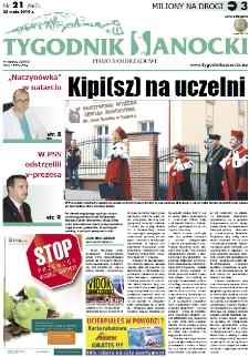 Tygodnik Sanocki, 2010, nr 21