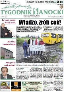 Tygodnik Sanocki, 2010, nr 25