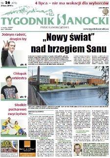Tygodnik Sanocki, 2010, nr 26