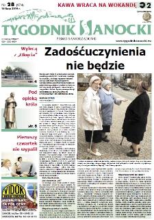 Tygodnik Sanocki, 2010, nr 28