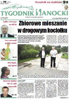Tygodnik Sanocki, 2010, nr 30